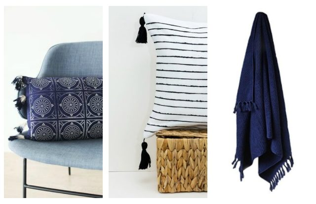 tassel homewares
