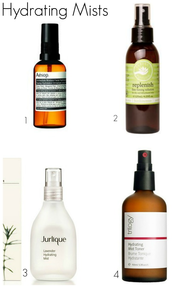 hydrating mists for summer