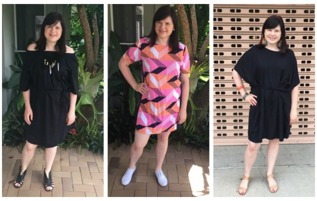 seven dresses on high rotation