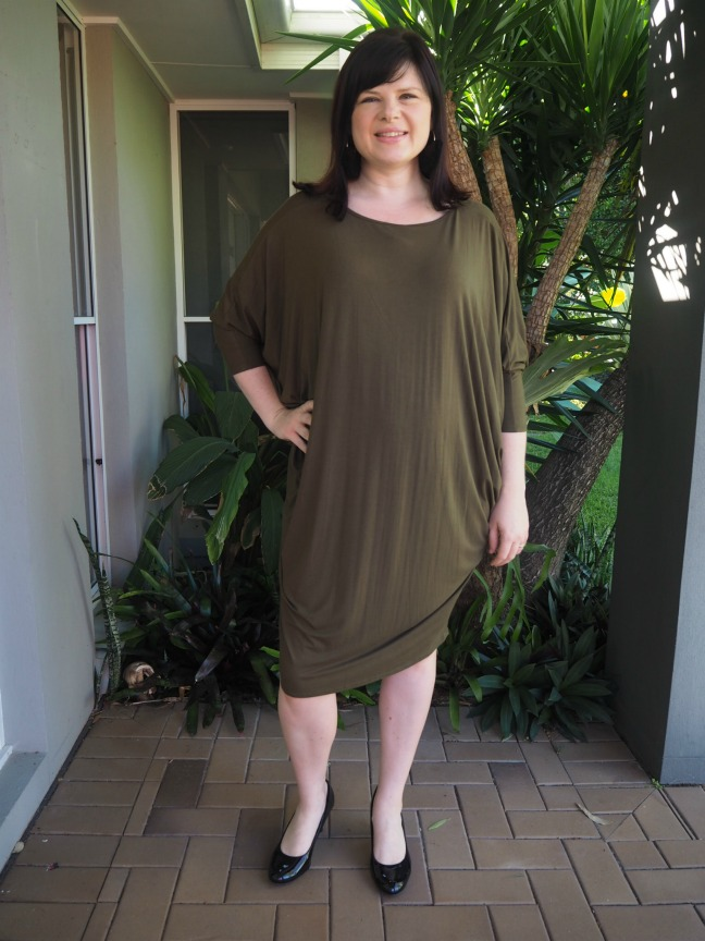 round neck miracle dress option