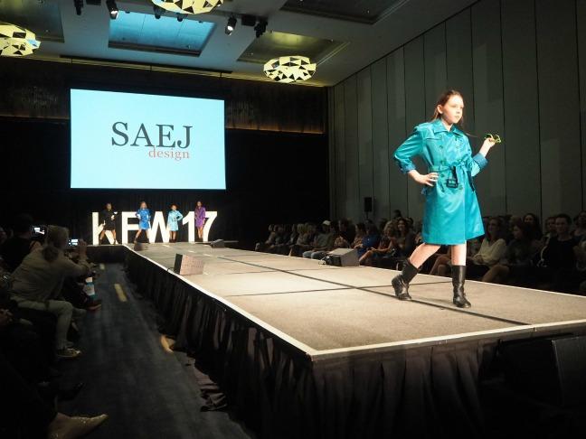SAEJ Designs Kidz Fashion Week