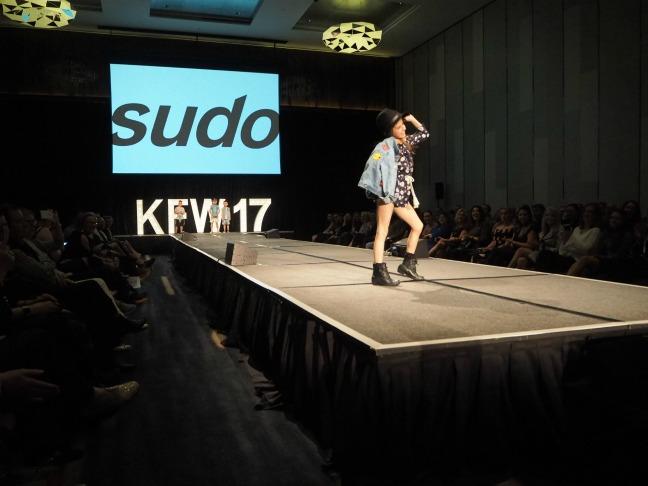 Kidz Fashion Week SUDO