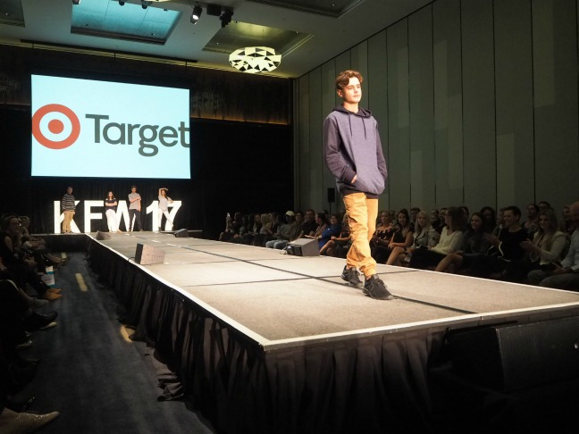 Target teen boys kidz fashion week