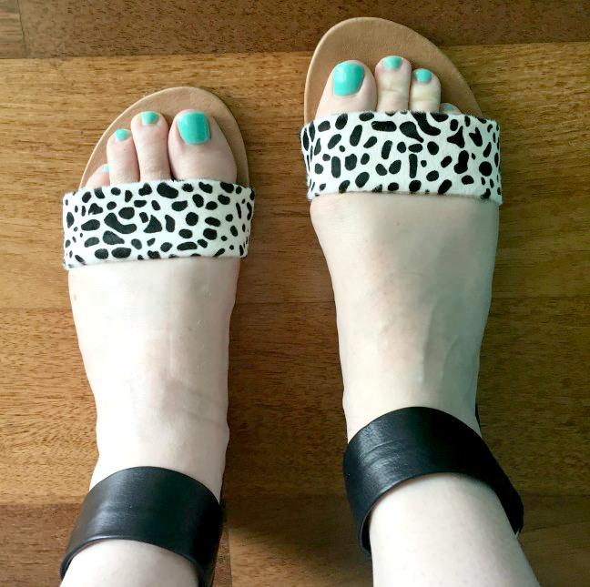Frankie 4 Maddie Sandals