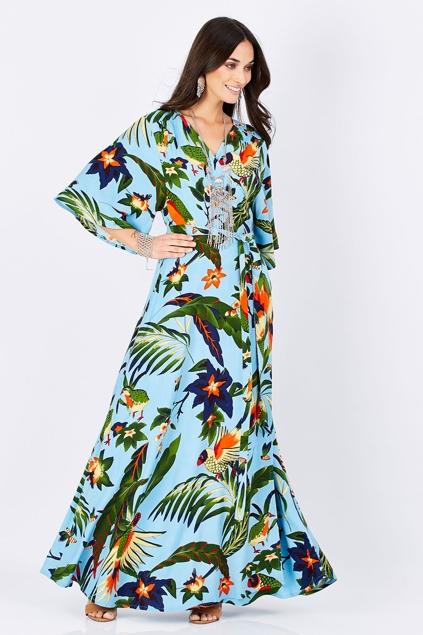boho bird birdnest summer dresses