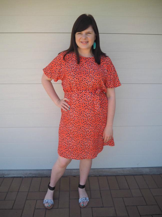 most flattering summer dress megan dress