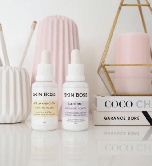 Skin Boss Oils