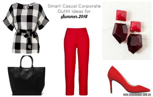 smart casual corporate outfit ideas for 2018