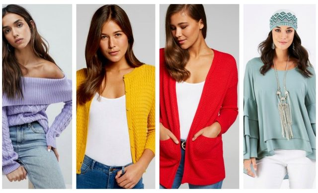Six Trending Autumn Winter Fashion Colours for 2018 in Australia by Styled by Bec