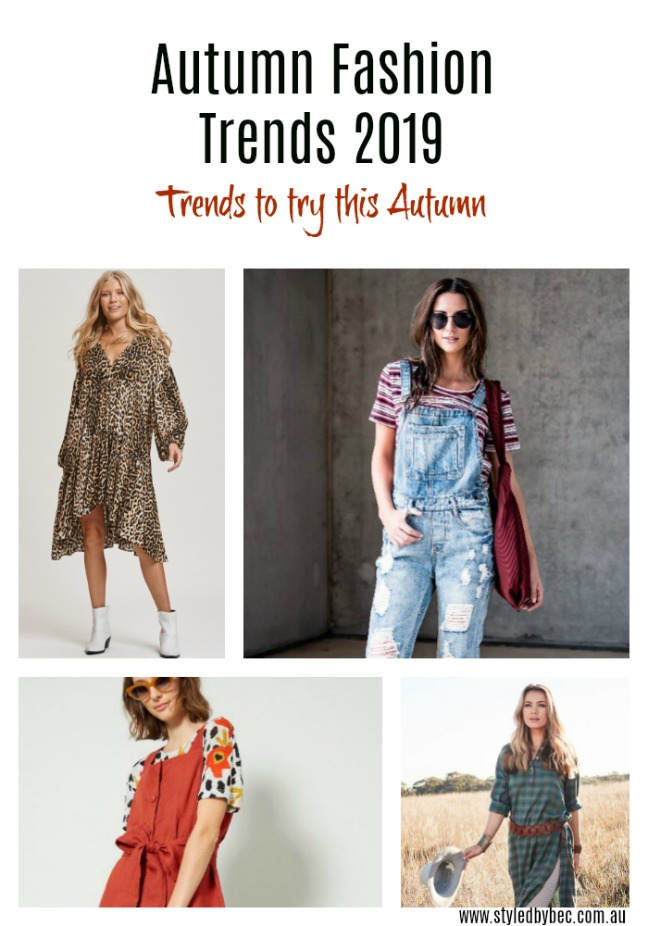 7937df42dd Autumn Fashion Trends to Try in 2019 - Animal Print