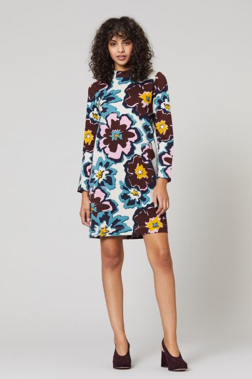 Long Sleeved Dresses For Winter Simple Winter Dressing